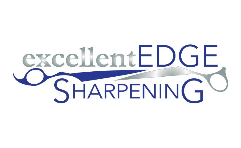 Logo design for Excellent Edge Sharpening. Designed by Sitka Creations.