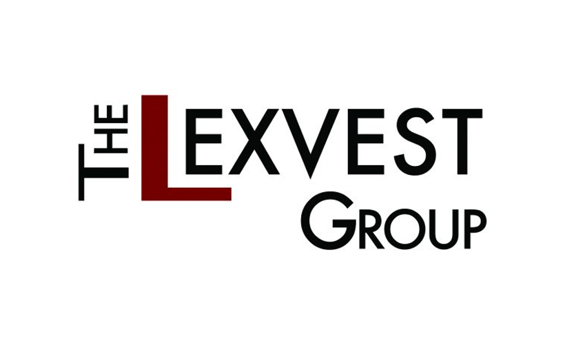 Logo design for The Lexvest Group. Designed by Sitka Creations.