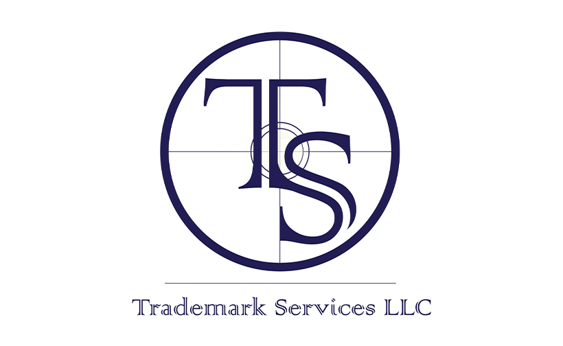 Logo design for Trademark Services, LLC. Designed by Sitka Creations.